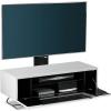 Alphason CRO21200BKTWH Chromium 2 Cantilever TV Cabinet