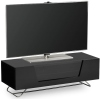 Alphason CRO21200CBBLK Chromium 2 Cantilever TV Cabinet