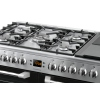 Leisure Cuisinemaster CS100F520X 100cm Dual Fuel Range Cooker