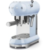 Smeg ECF01PBUK Retro Espresso Coffee Machine