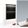 Siemens HB55MB551B Double Built In Electric Oven