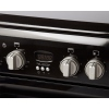 Indesit ID60C2K S Ceramic Electric Cooker with Double Oven