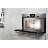Hotpoint MD344IXH Built In Microwave with Grill