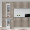 Gorenje NRKI4181CW Frost Free Integrated Fridge Freezer