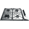 Indesit PAA642IXI 4 Burner Gas Hob