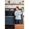Hotpoint SA2540HIX Single Built In Electric Oven