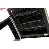 CDA SC620SS Single Built In Electric Oven