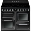 Smeg Victoria TR4110IBL 110cm Electric Induction Range Cooker