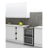 Zanussi ZCG552GXC Gas Cooker with Double Oven