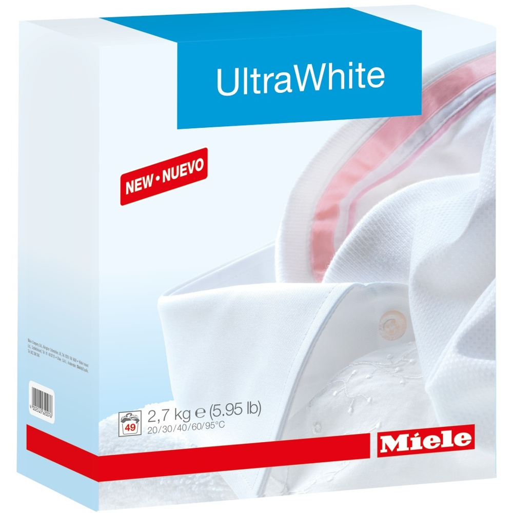 Buy Miele Ultra White Powder Detergent Laundry Care