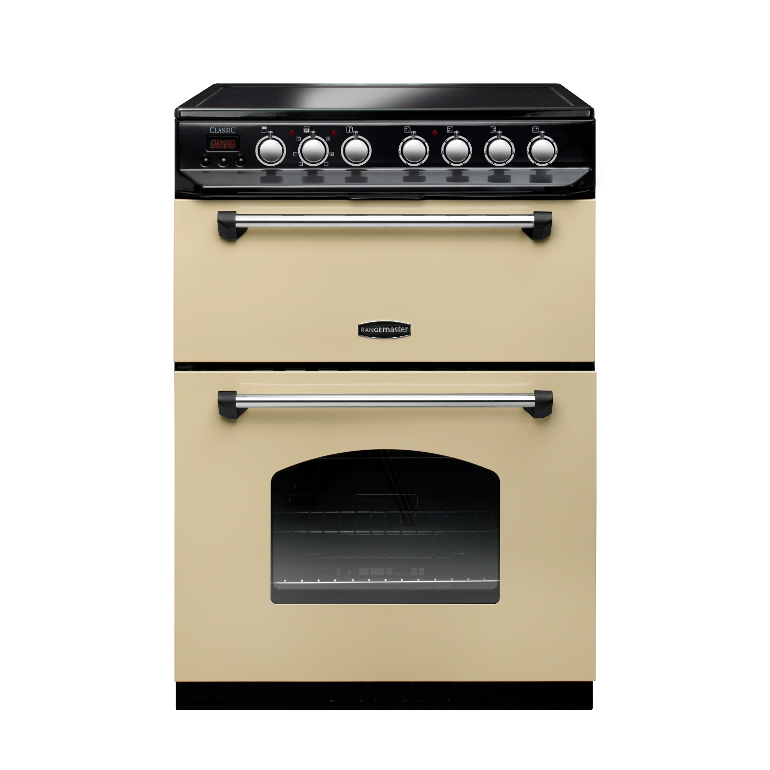 Buy Rangemaster Clas60eccr C Classic 60 Cream With Chrome