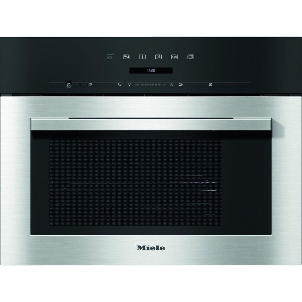 Miele ContourLine DG7140 CleanSteel Steam Oven