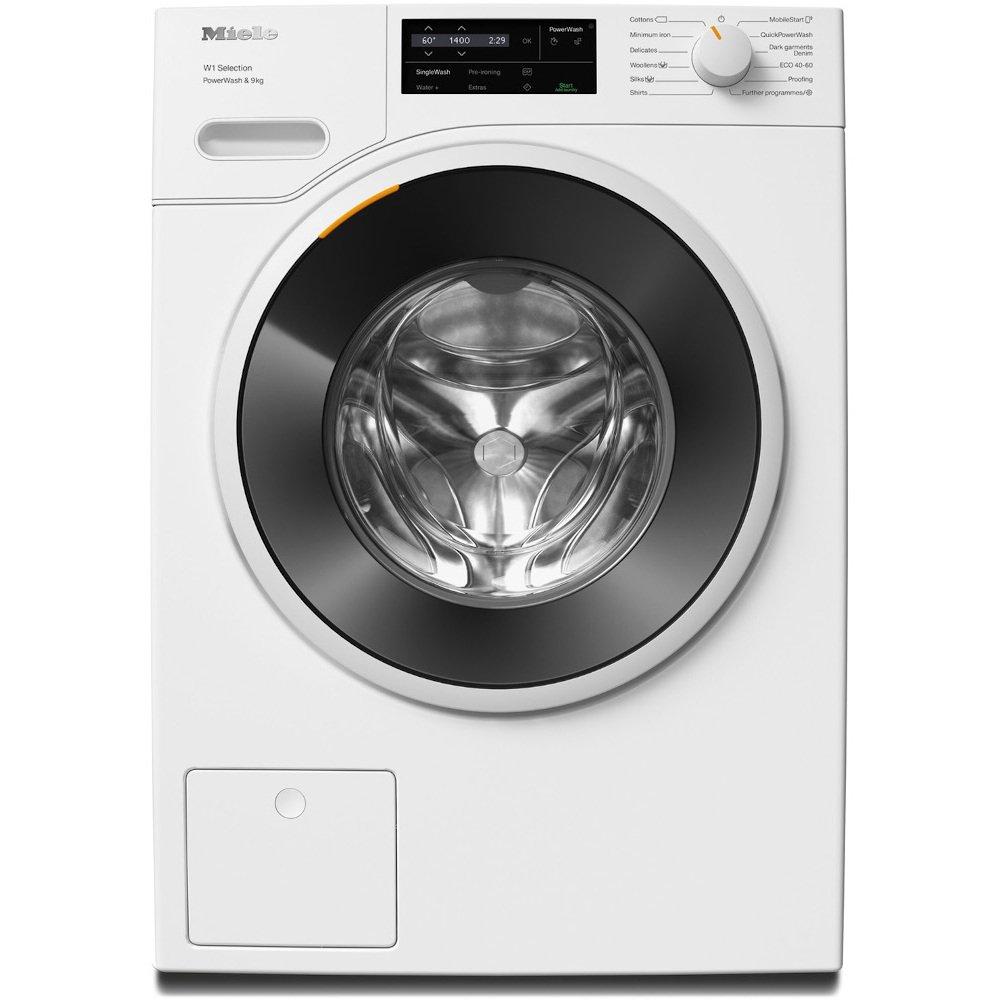 Miele WSG363 PowerWash XL Lotus White Washing Machine