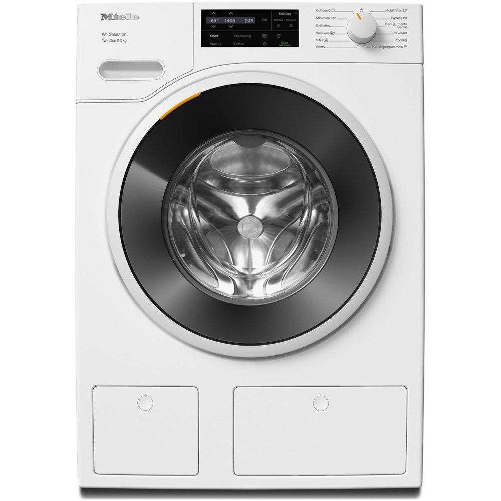 Miele WSG663 TwinDos XL Lotus White Washing Machine