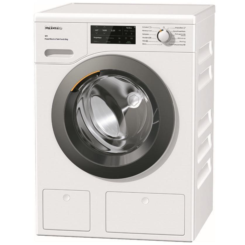 Miele WCI860 TD + PW XL Lotus White Washing Machine