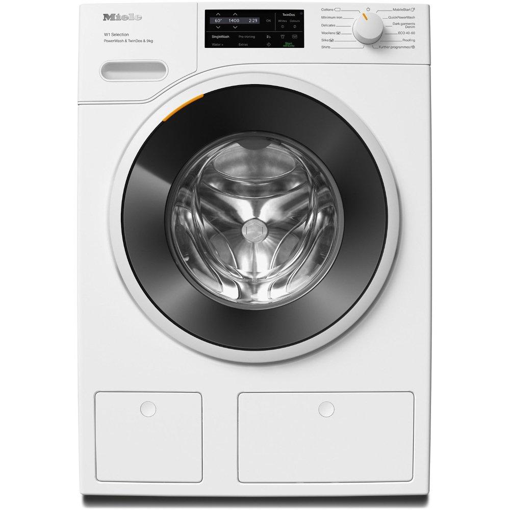 Miele WSI863 TD + PW XL Lotus White Washing Machine