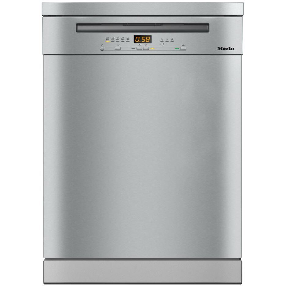 Miele G5210 SC CleanSteel Dishwasher