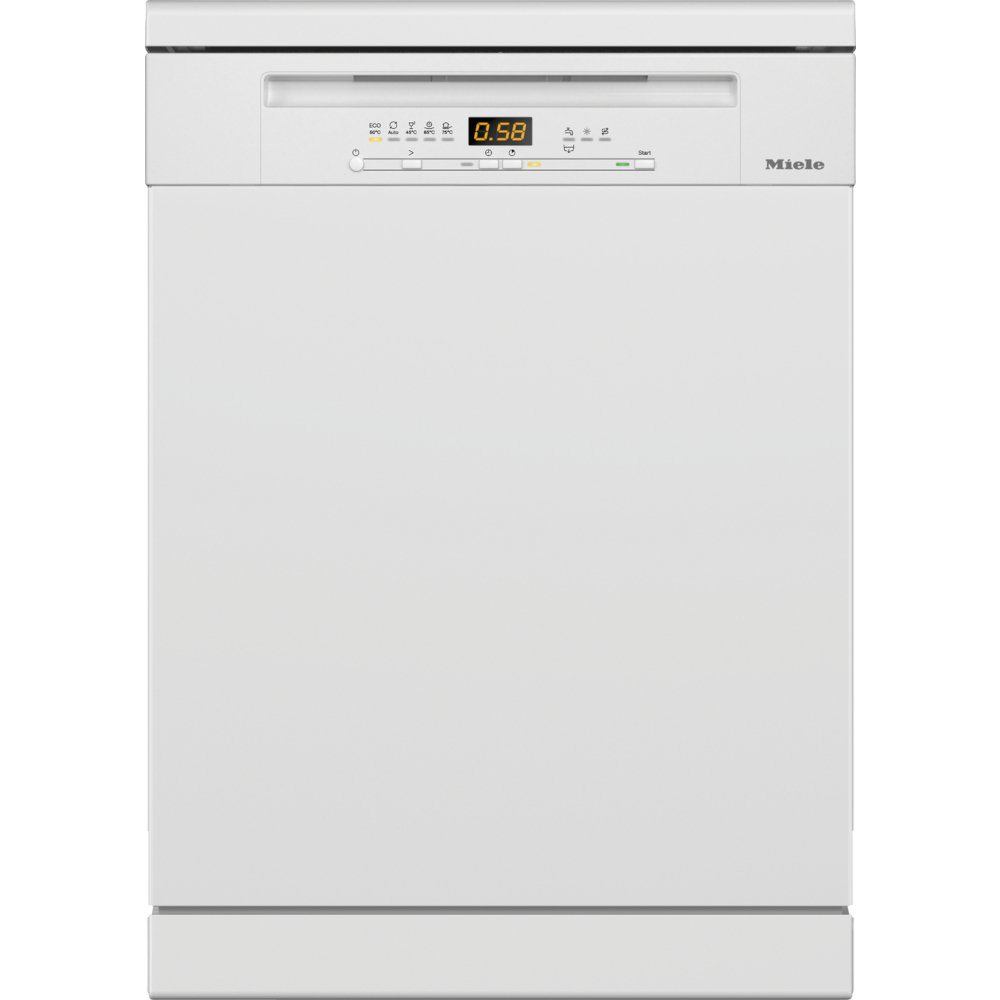 Miele G5222SC White Dishwasher