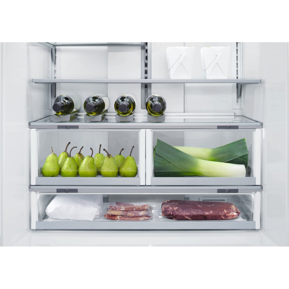 Buy Fisher Amp Paykel Rs90au1 Integrated American Fridge
