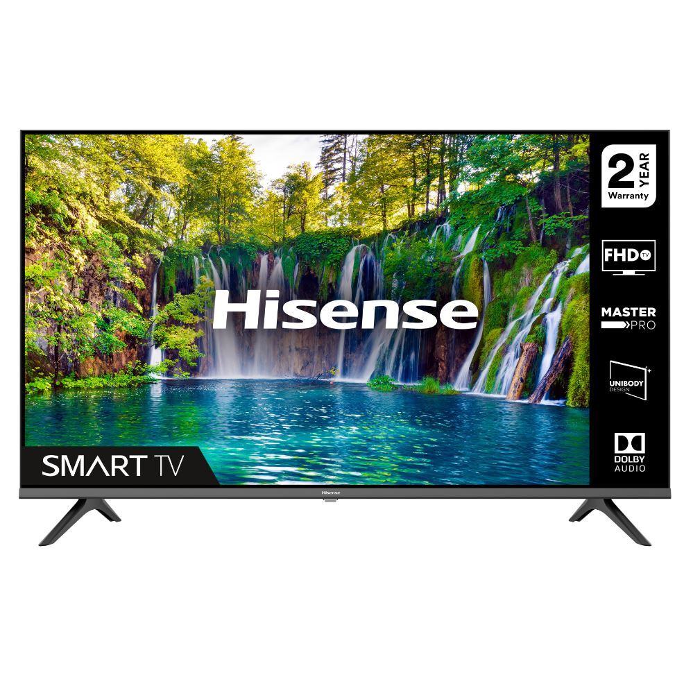 "Hisense 40A5600FTUK Dolby Audio 40"" Full HD Smart Television"