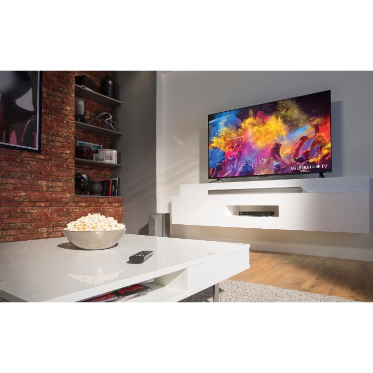 buy lg 40uf695v 40 4k ultra hd led television black marks electrical. Black Bedroom Furniture Sets. Home Design Ideas