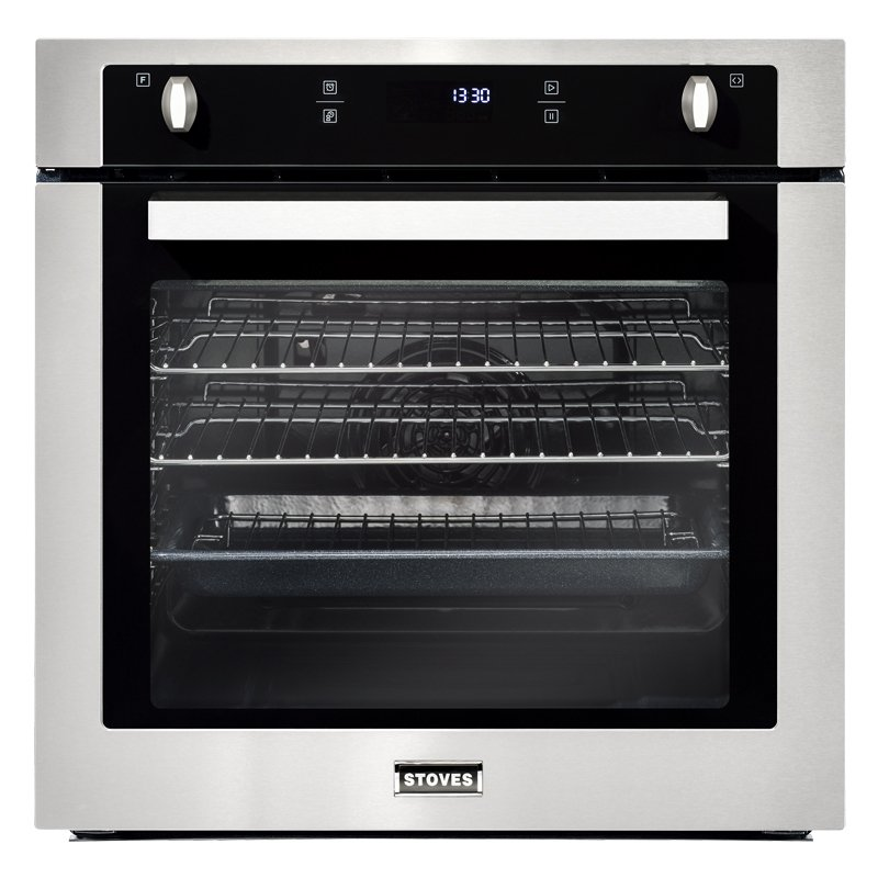 Stoves SEB602PY Stainless Steel Single Built In Electric Oven