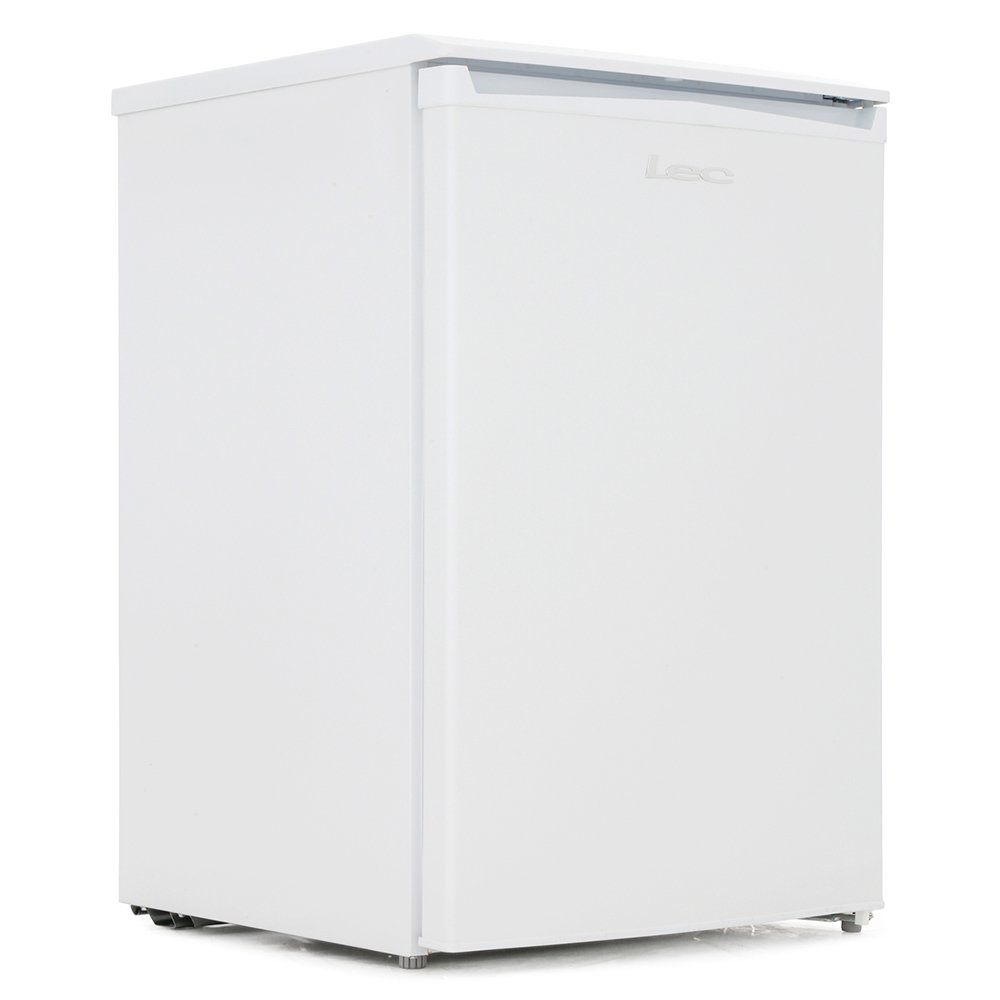 Lec R5517W White Fridge with Ice Box