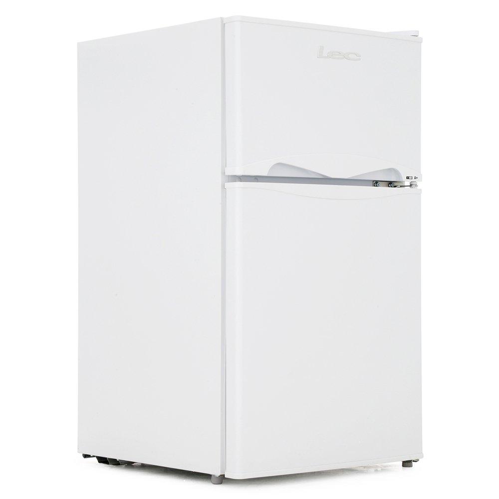 Lec T50084W White Fridge Freezer