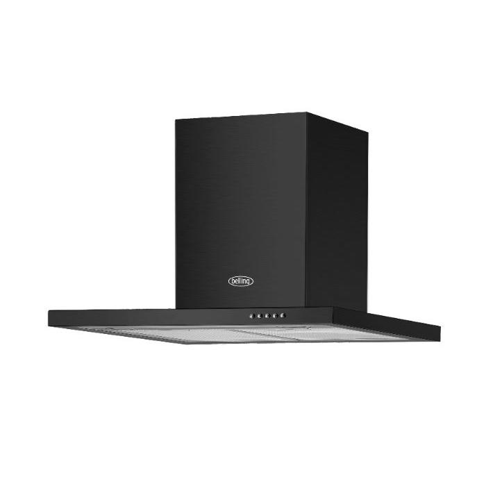 Belling 60 BCH Black 60cm Chimney Hood
