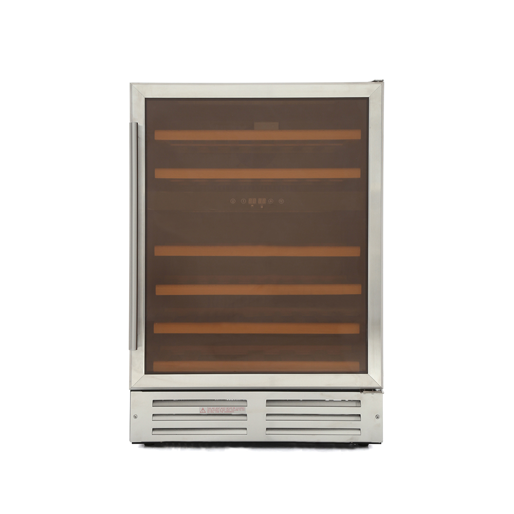 Stoves 600WC Mk2 Stainless Steel Wine Cooler
