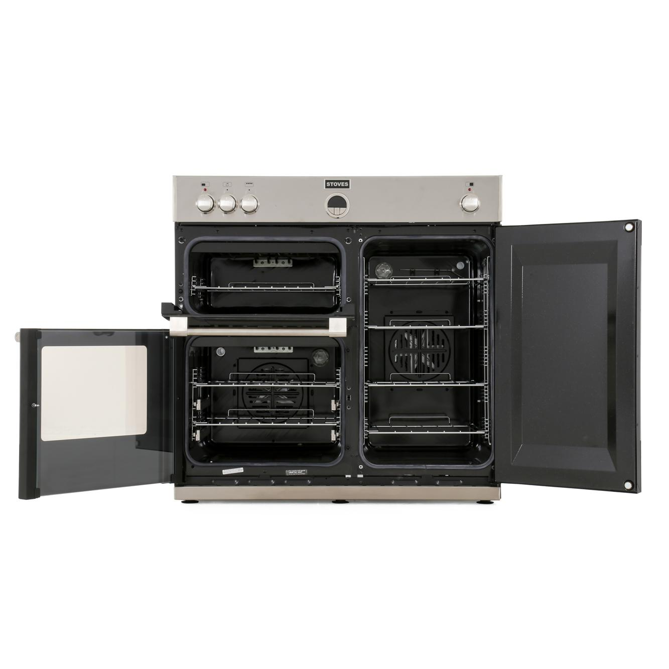 Buy Stoves Sterling 900ei Stainless Steel 90cm Electric