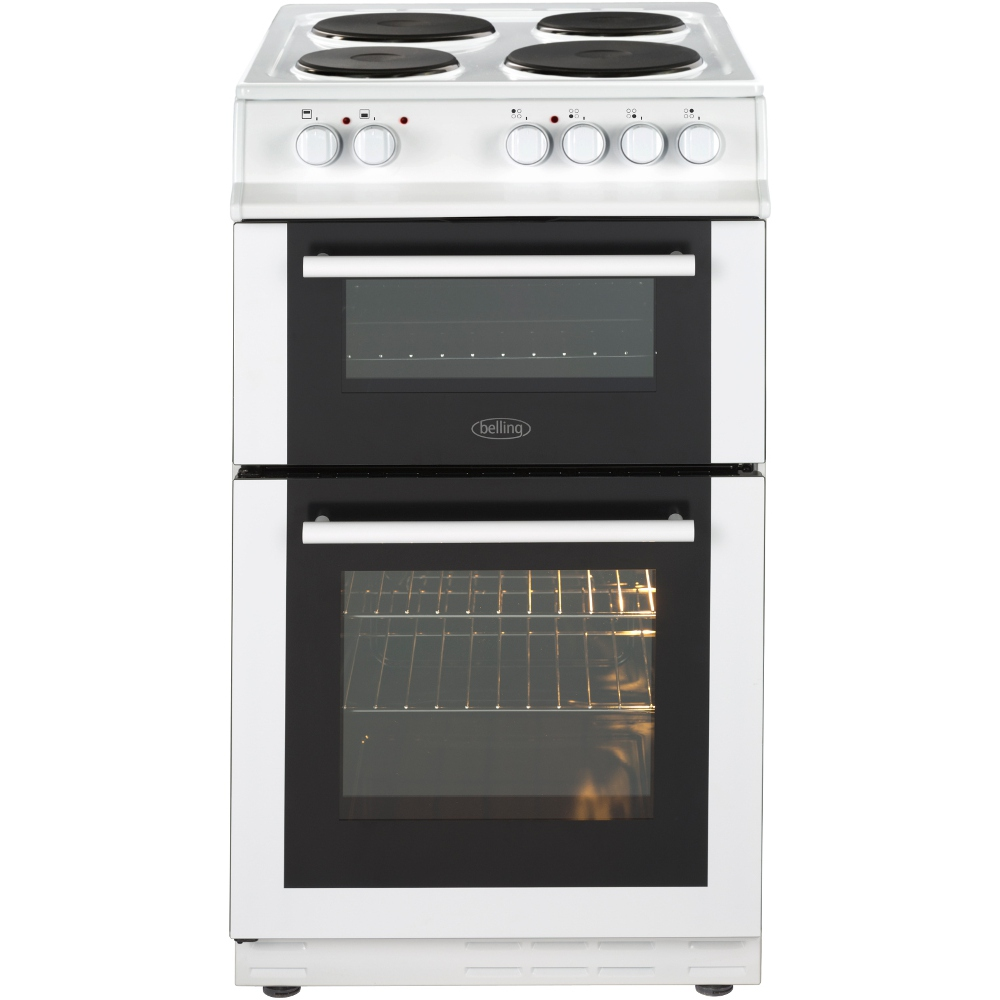 Electric Oven And Glass Hob