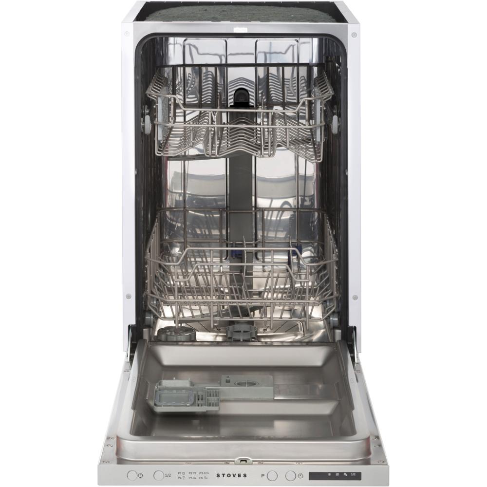 Stoves SDW45 Built In Fully Int. Slimline Dishwasher