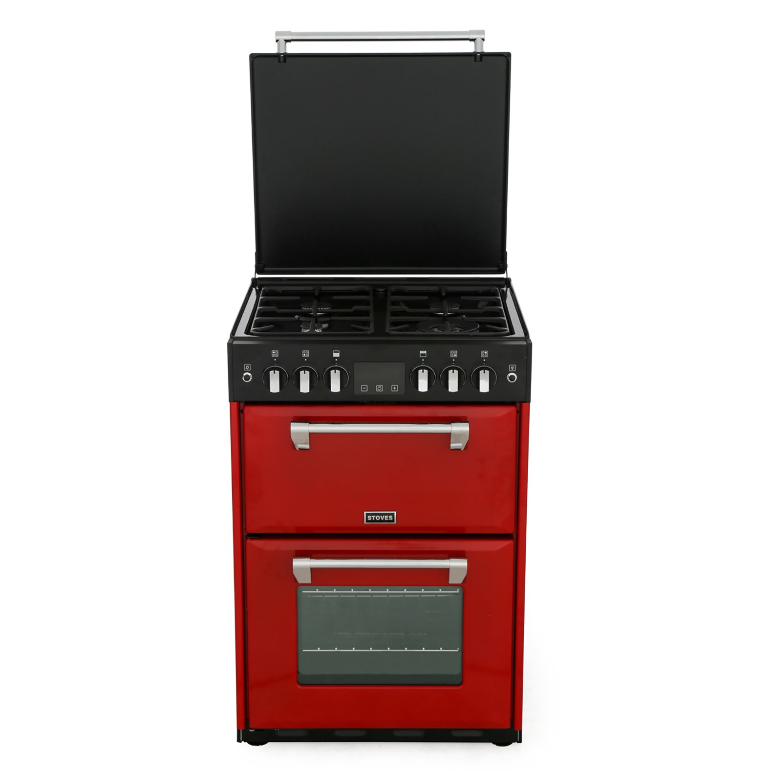 Stoves Richmond 600G Jalapeno Gas Cooker with Double Oven