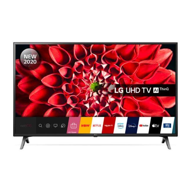 """LG 49UN71006LB 49"""" 4K Smart UHD Television"""