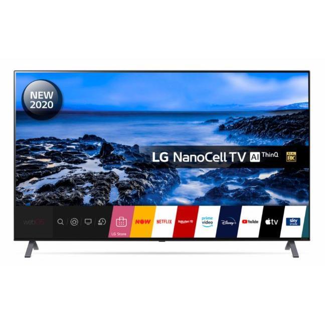 """LG Nano95 55NANO956NA 55"""" NanoCell 8K Smart Television"""