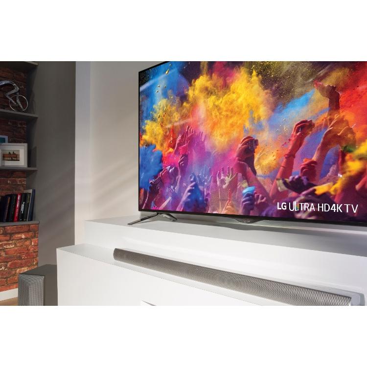 buy lg 60uf695v 60 4k ultra hd led television black marks electrical. Black Bedroom Furniture Sets. Home Design Ideas