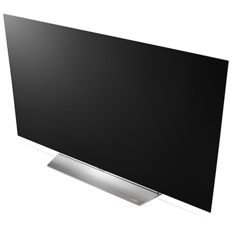 buy lg 65ef950v 65 4k ultra hd oled television silver. Black Bedroom Furniture Sets. Home Design Ideas