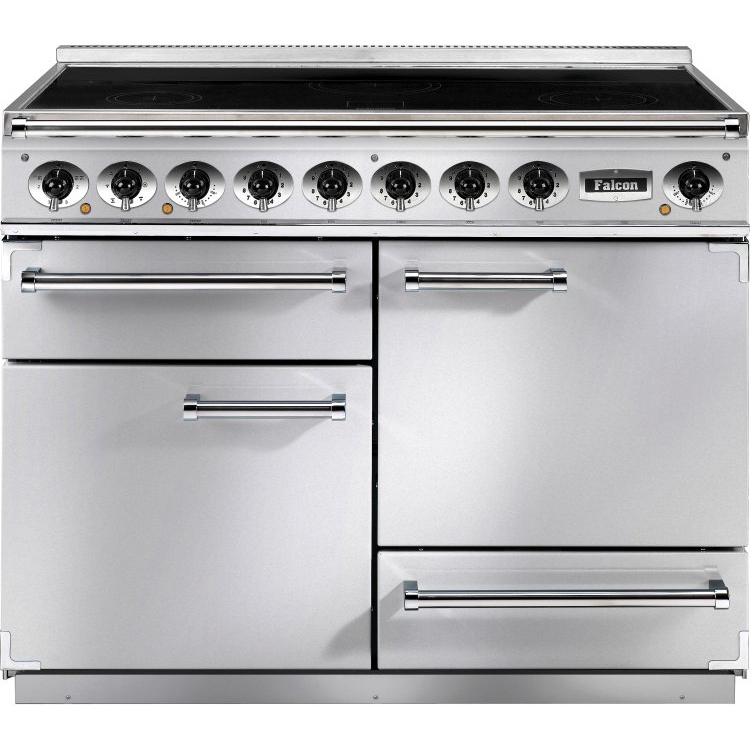 Buy Falcon 1092 Deluxe Stainless Steel Chrome 110cm