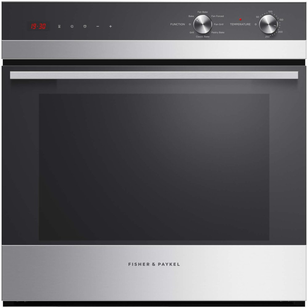 Fisher & Paykel Series 5 OB60SC7CEX1 Single Built In Electric Oven