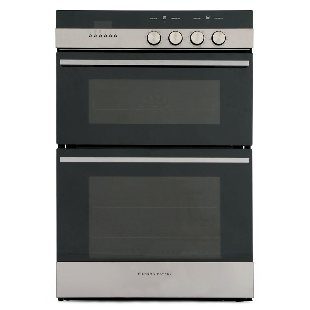 Fisher & Paykel Series 5 OB60B77CEX3 Double Built In Electric Oven