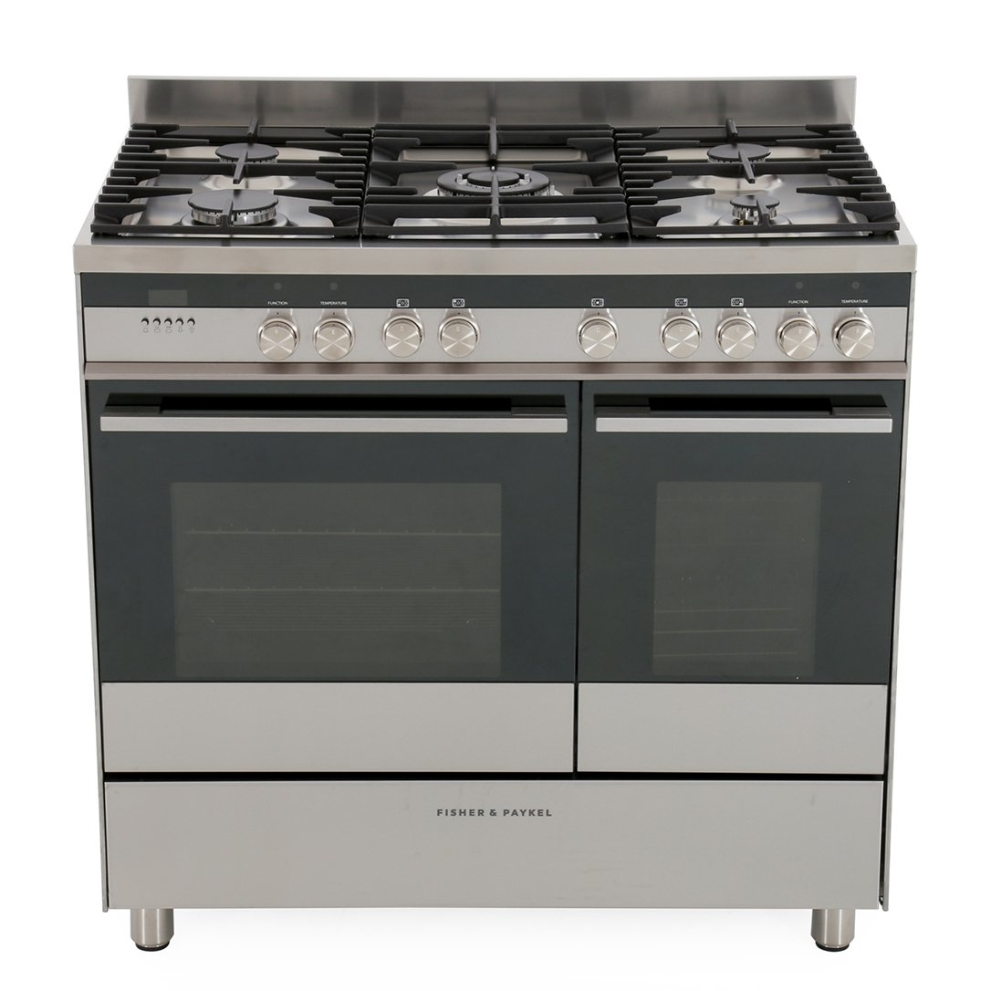 Fisher & Paykel Series 7 OR90L7DBGFX1 90cm Dual Fuel Range Cooker