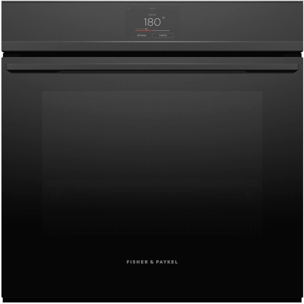 Fisher & Paykel OB60SDPTB1 Single Built In Electric Oven