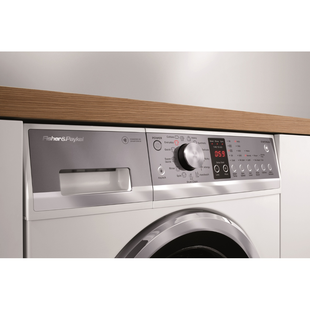 Buy Fisher Amp Paykel Wm1490p1 Wash Smart Washing Machine