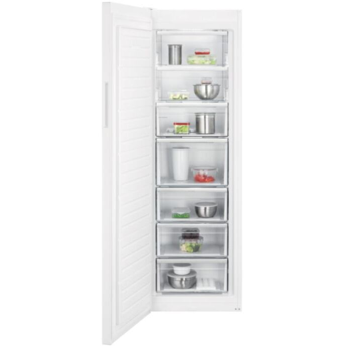 AEG AGB728E2NW Frost Free Tall Freezer