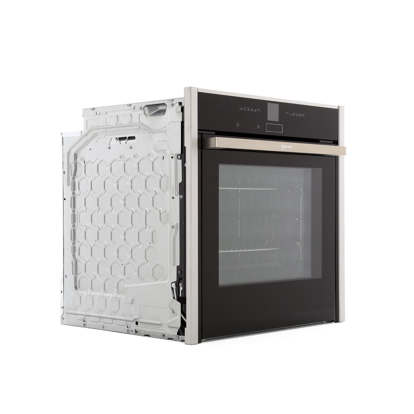 Buy Neff B47cr32n0b Single Built In Electric Oven