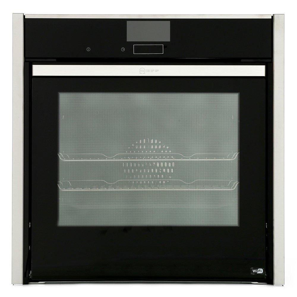 Neff N90 B47FS34H0B Single Built In Electric Oven