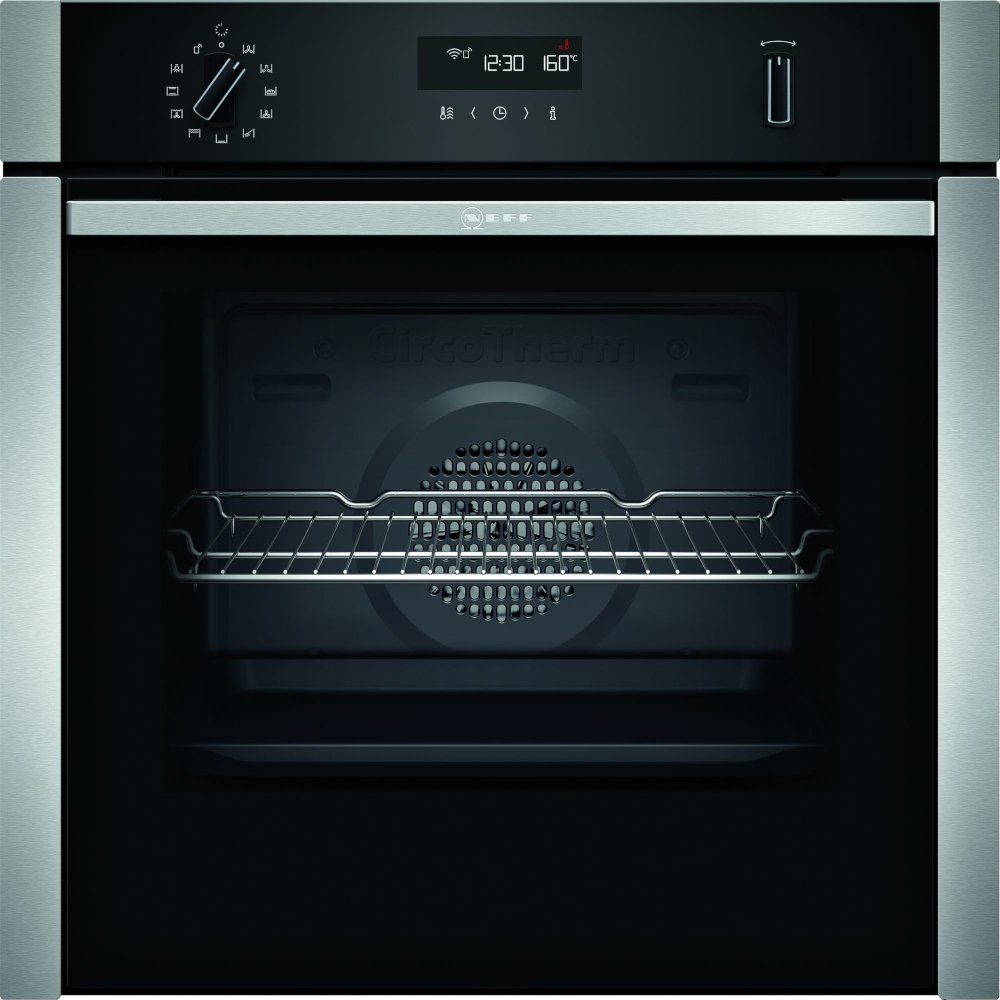 Neff N50 B5ACM7HH0B Single Built In Electric Oven