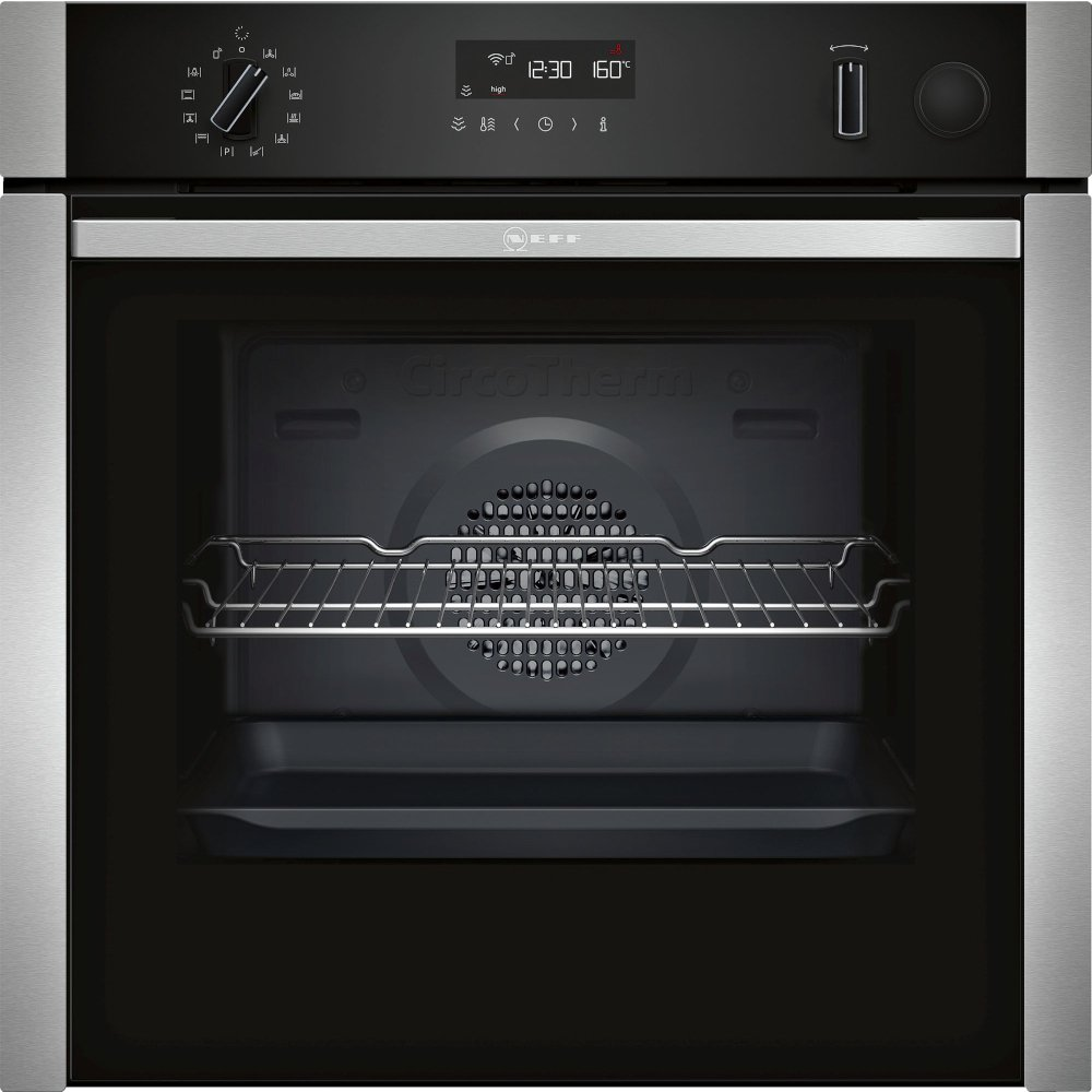 Neff N50 B5AVM7HH0B Single Built In Electric Oven