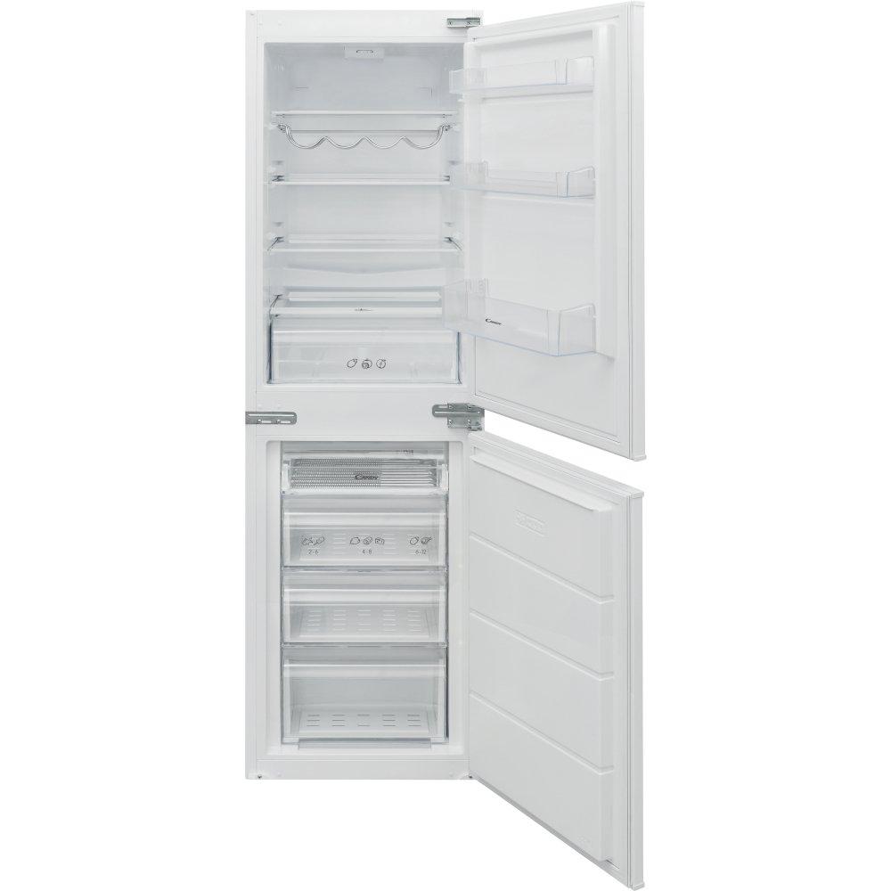 Candy BCBS 1725 TK/N Static Integrated Fridge Freezer
